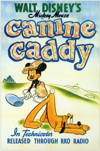 Canine Caddy - 11 x 17 Movie Poster - Style A