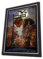Cannery Row - 11 x 17 Movie Poster - Style A - in Deluxe Wood Frame