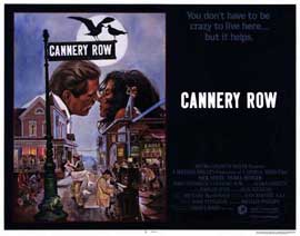 Cannery Row - 11 x 14 Movie Poster - Style I