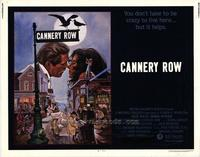 Cannery Row - 22 x 28 Movie Poster - Half Sheet Style A