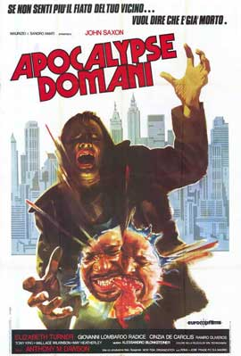 Cannibal Apocalypse - 11 x 17 Movie Poster - Spanish Style A
