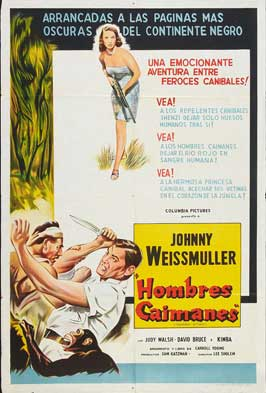 Cannibal Attack - 27 x 40 Movie Poster - Danish Style A