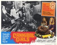 Cannibal Girls - 11 x 14 Movie Poster - Style A