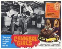 Cannibal Girls - 11 x 14 Movie Poster - Style F