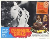 Cannibal Girls - 11 x 14 Movie Poster - Style G