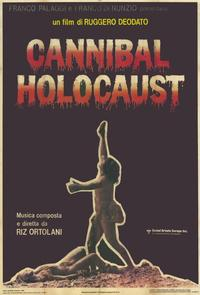 Cannibal Holocaust - 11 x 17 Movie Poster - Spanish Style A