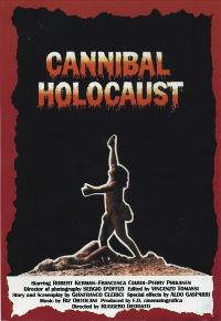 Cannibal Holocaust - 11 x 17 Movie Poster - Italian Style A