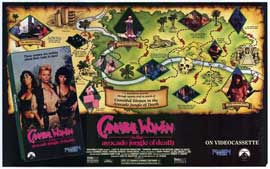 Cannibal Women in the Avocado Jungle of Death - 27 x 40 Movie Poster - Style A