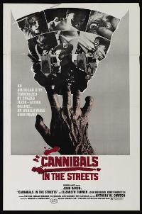 Cannibals in the Street - 27 x 40 Movie Poster - Style A