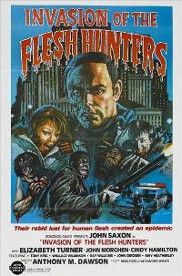 Cannibals in the Street - 27 x 40 Movie Poster - Style C