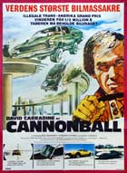 Cannonball - 11 x 17 Movie Poster - Danish Style A