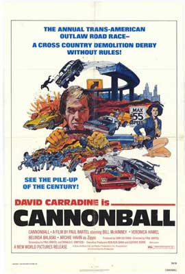 Cannonball - 27 x 40 Movie Poster - Style A