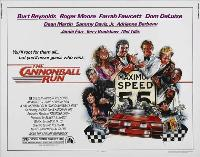 Cannonball Run - 30 x 40 Movie Poster - Style A