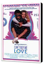 Can't Buy Me Love - 27 x 40 Movie Poster - Style A - Museum Wrapped Canvas