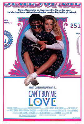 Can't Buy Me Love - 27 x 40 Movie Poster - Style A
