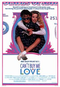 Can't Buy Me Love - 43 x 62 Movie Poster - Bus Shelter Style A