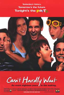 Can't Hardly Wait - 11 x 17 Movie Poster - Style A