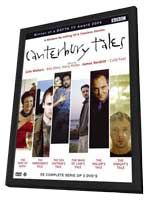Canterbury Tales - 11 x 17 Movie Poster - UK Style A - in Deluxe Wood Frame