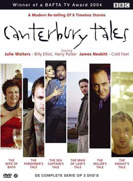 Canterbury Tales - 27 x 40 Movie Poster - UK Style A