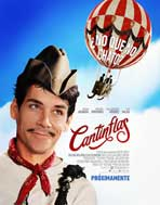 """Cantinflas"" Movie Poster"