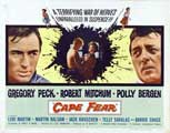 Cape Fear - 27 x 40 Movie Poster - Style E