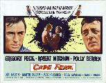 Cape Fear - 11 x 17 Movie Poster - Style D