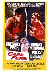 Cape Fear - 43 x 62 Movie Poster - Bus Shelter Style A