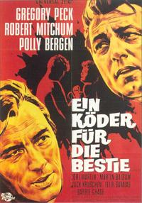 Cape Fear - 11 x 17 Movie Poster - German Style E