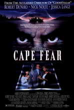 Cape Fear - 11 x 17 Movie Poster - Style A