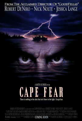 Cape Fear - 27 x 40 Movie Poster - Style B
