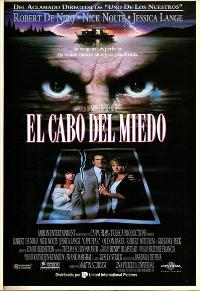 Cape Fear - 11 x 17 Movie Poster - Spanish Style A