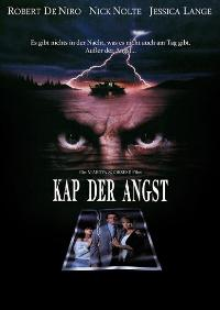 Cape Fear - 11 x 17 Movie Poster - German Style B