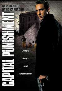 Capital Punishment - 11 x 17 Movie Poster - Style A
