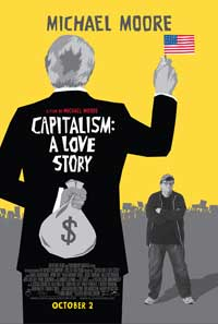 Capitalism: A Love Story - 43 x 62 Movie Poster - Bus Shelter Style A