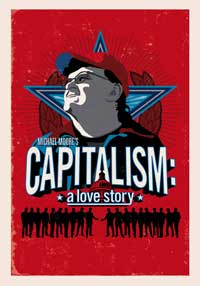 Capitalism: A Love Story - 43 x 62 Movie Poster - Bus Shelter Style B