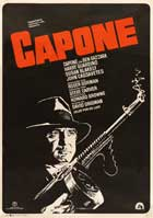 Capone - 27 x 40 Movie Poster - Style B