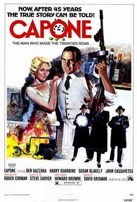 Capone - 27 x 40 Movie Poster - Style A