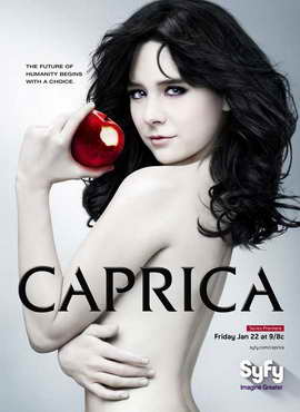 Caprica (TV) - 11 x 17 TV Poster - Style A
