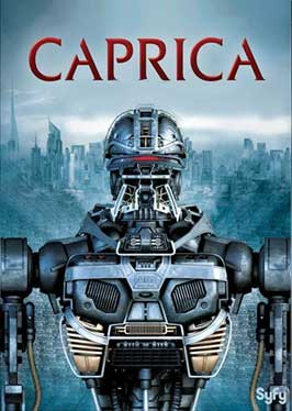 Caprica (TV) - 11 x 17 TV Poster - Dutch Style A