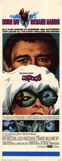 Caprice - 14 x 36 Movie Poster - Insert Style A