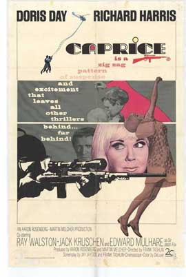 Caprice - 27 x 40 Movie Poster - Style A