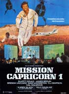 Capricorn One - 27 x 40 Movie Poster - Danish Style A