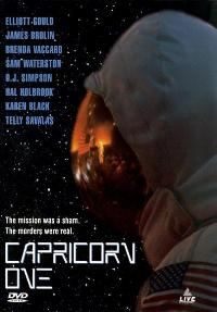 Capricorn One - 11 x 17 Movie Poster - Style C
