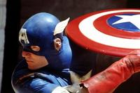 Captain America - 8 x 10 Color Photo #12