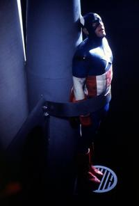 Captain America - 8 x 10 Color Photo #22