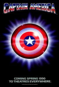 Captain America - 27 x 40 Movie Poster - Style A