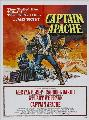 Captain Apache - 11 x 17 Movie Poster - Style B