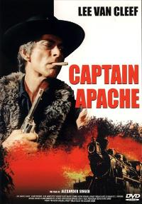 Captain Apache - 27 x 40 Movie Poster - French Style A