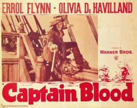 Captain Blood - 11 x 14 Movie Poster - Style B