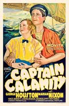 Captain Calamity - 11 x 17 Movie Poster - Style A